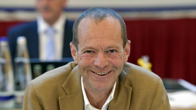 Bundestagswahl: Kreisrat Florian Ernstberger betont die Bedeutung der Freien Wähler auf kommunaler Ebene, dort könnten sie mit Pragmatismus und Bodenständigkeit punkten.