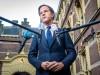 Niederlande: Ministerpräsident Mark Rutte spricht vor der Presse