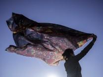 Fotograf und Filmemacher Bastian Schertel aus Glonn Fotos aus griechischen Flüchtlingslagern