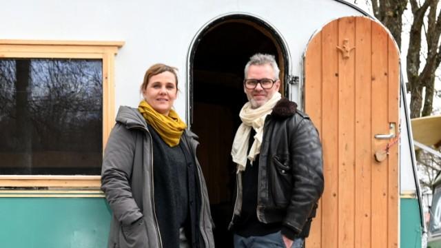 Campingplatz Ambach.Inhaber Sandra und  Henning Dürr.