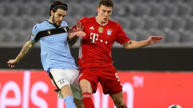 Bayern Muenchen v SS Lazio - UEFA Champions League Round Of 16 Leg Two
