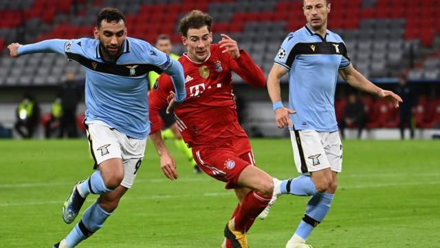 Bayern München - Lazio Rom