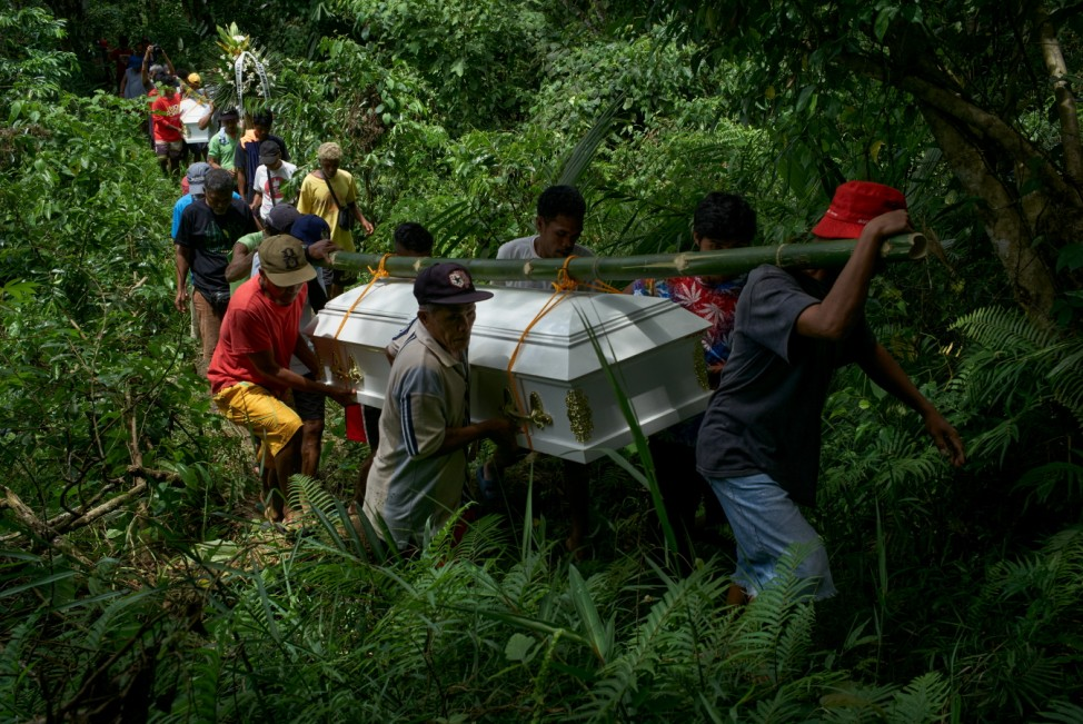 Indigenous People Killed By State Forces Laid To Rest
