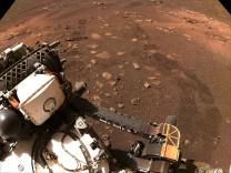 Raumfahrt: Audionachricht vom Mars