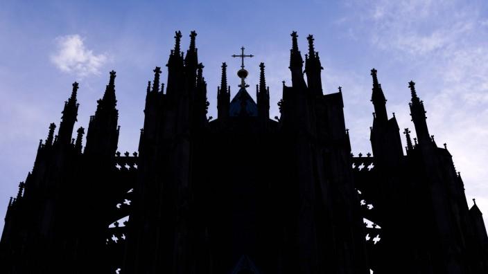 Ostfassade des Kölner Doms Köln 29 07 2019 *** East facade of Cologne Cathedral Cologne 29 07 201