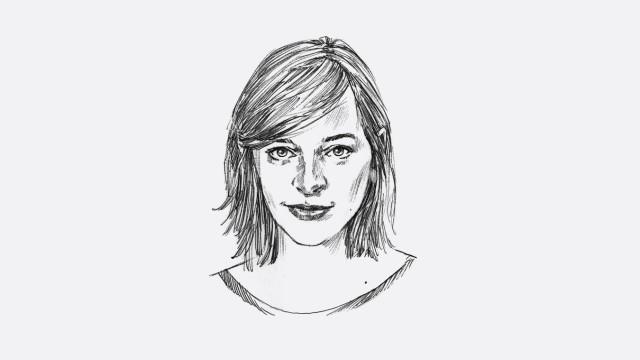 """Laschet bei """"Maybrit Illner"""": Marlene Knobloch: Marlene Knobloch ist freie, streamende Autorin, träumt aber von Fernsehern in Küche und Schlafzimmer. Jeden Sonntag könnte sie dann linear zu den Kommen-Sie-gut-in-die-Woche-Wünschen der Nachtmagazin-Moderatoren mit Tausenden Zuschauern in Deutschland wegdösen. Bis dahin schaut sie beim Kartoffelschälen alte Harald-Schmidt-Folgen auf ihrem Laptop."""