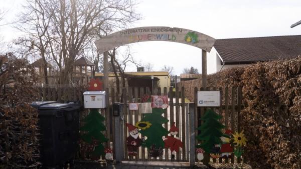 NEUFAHRN: Kindergarten Zauberwald