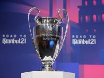 Champions League - Quarter Final & Semi Final Draw