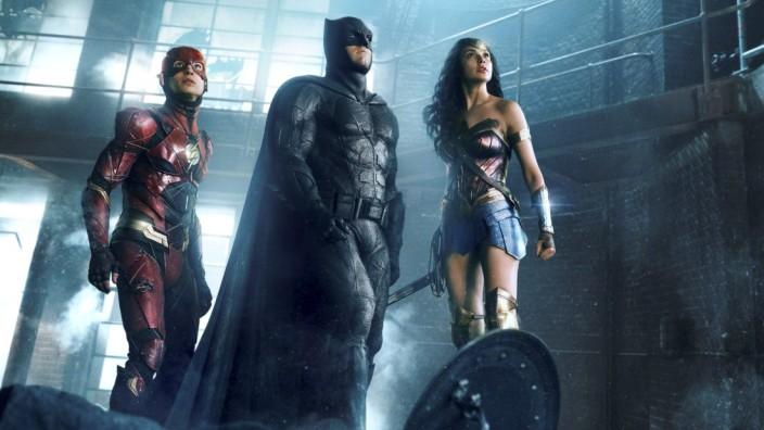 'Zack Snyder's Justice League' bei Sky und Sky Ticket.