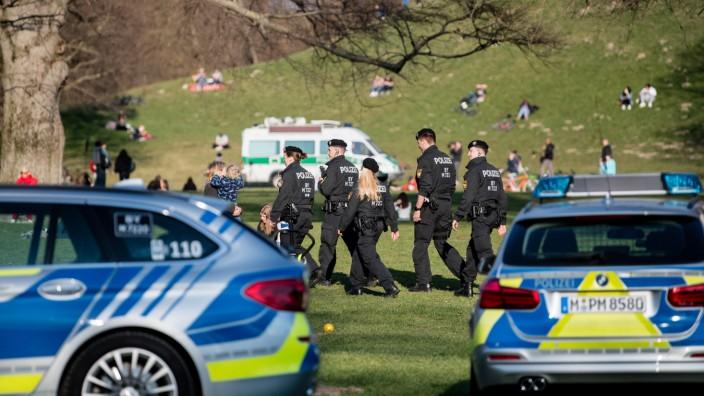 Zehntausende Verstöße gegen Corona-Auflagen in Bayern