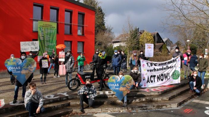 Globaler Klimastreiktag in Gauting