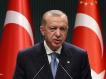 Erdogan Türkei Istanbul-Konvention