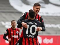 Bundesliga - Eintracht Frankfurt v 1. FC Union Berlin