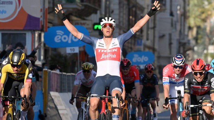 Radsport - UCI WorldTour in Italien