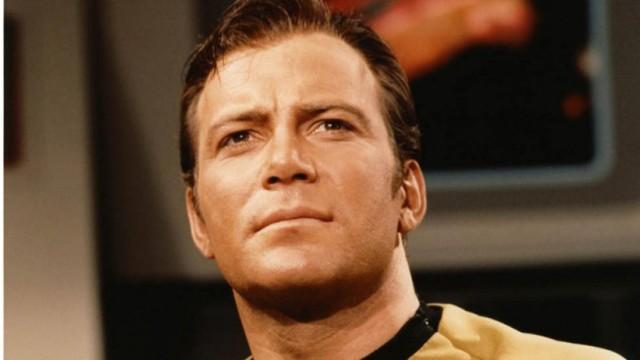 STAR TREK Raumschiff Enterprise 1967 William Shatner Captain James Tiberius Kirk PUBLICATIO