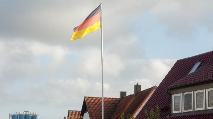 Vorgarten in Baiersdorf