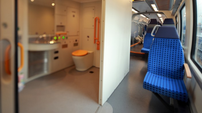 Murnau: DB stellt neue Elektro-Triebzuege vor
