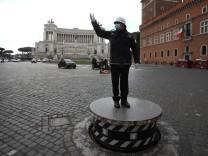 Italien: Der berühmteste Verkehrspolizist Italiens