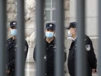 Spionageprozess in China