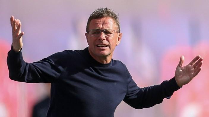 Bundesliga: Trainer Ralf Rangnick