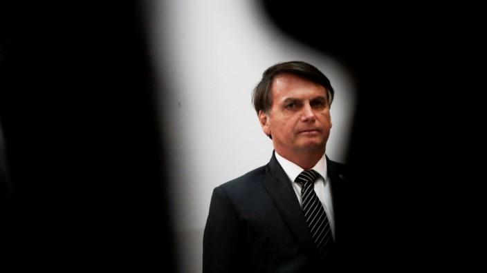 Brasilien: Präsident Jair Bolsonaro