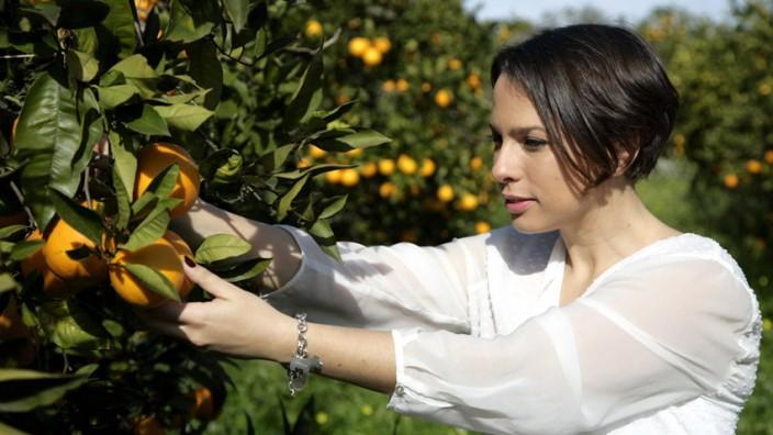 Enrica  Arena, CEO Orange Fiber