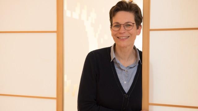 Claudia Bausewein in München, 2019