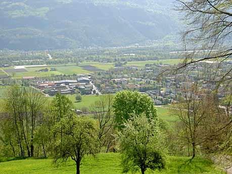 Gemeinde Sevelen