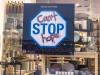 Corona in Deutschland: Geschlossenes Geschäft während des Lockdowns