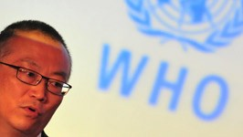 Keiji Fukuda, WHO, AFP