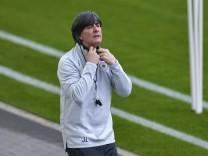 Fußball: DFB, Saison 2020/2021, Training der Deutschen Fußball-Nationalmannschaft am 23.03.2021 in der Merkur Spiel-Are
