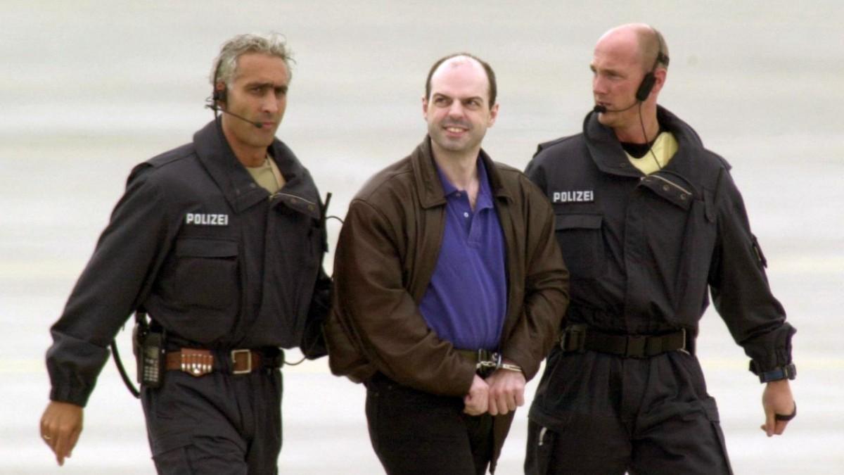 Reemtsma-Entführer Thomas Drach: Ende einer kriminellen Weltreise