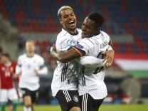 U21-EM 2021: Ridle Baku jubelt gegen Ungarn