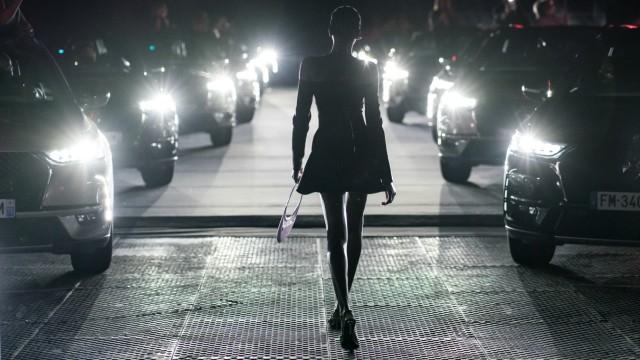 Coperni : Backstage - Paris Fashion Week Womenswear Fall/Winter 2021/2022