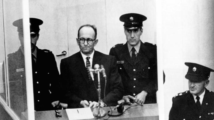 50. Jahrestag der Hinrichtung Adolf Eichmanns