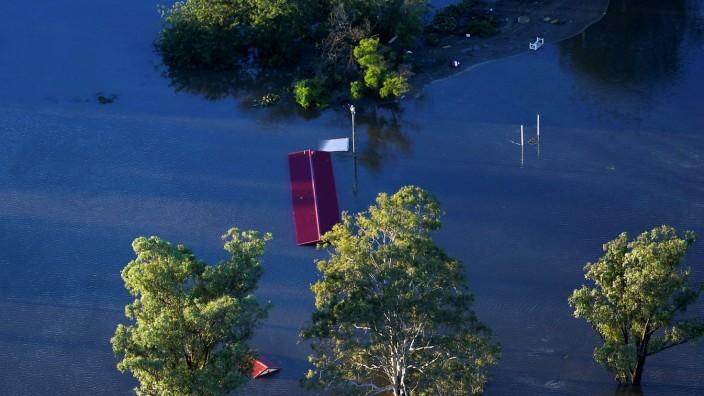 Überschwemmung in Australien 2021