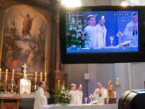 Ostergottesdienst per Videoübertragung