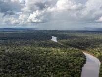 Klimawandel: Amazonasgebiet wird zur Treibhausgas-Quelle