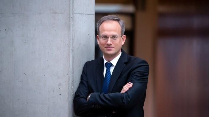 BLM-Geschäftsführer Thorsten Schmiege