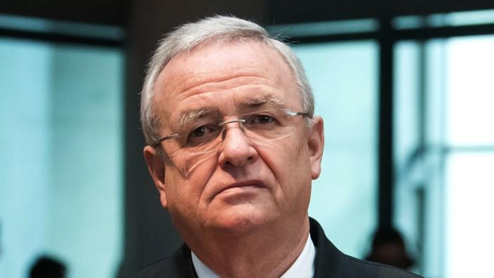 Volkswagen: Ex-VW-Chef Martin Winterkorn