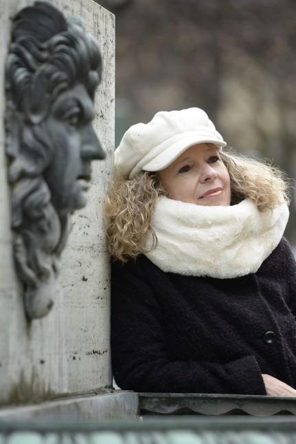 Die Schriftstellerin Birgit Müller-Wieland, 2021
