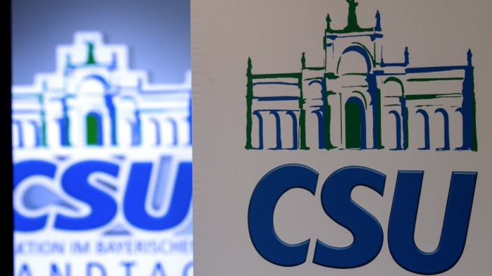 Vorstandssitzung der CSU-Landtagsfraktion