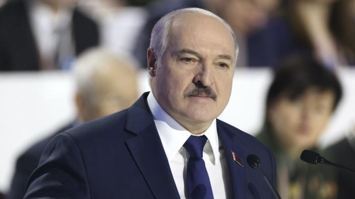 Eurovision Song Contest - Ausschluss von Belarus