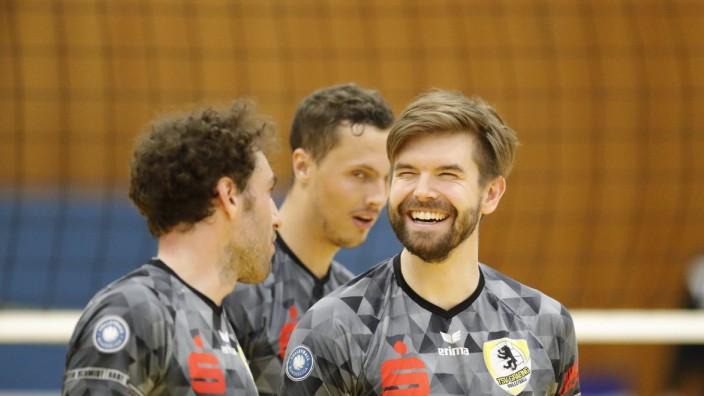Deutschland - Kriftel - 12.09.2020 / Volleyball - Hessen - 2. Bundesliga Süd - Herren Saison 2020/2021 / TuS Kriftel (ro
