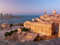 Valletta Skyline at sunset, Malta Copyright: xkavalenkavax Panthermedia28174099