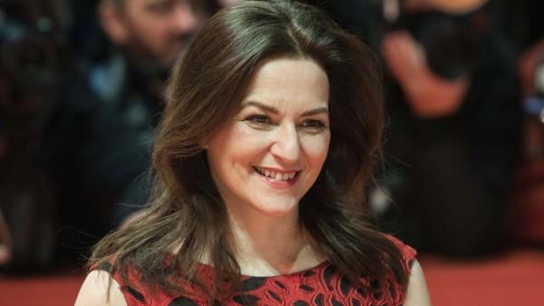 Schauspielerin Martina Gedeck während der Premiere des Film THE KINDNESS OF STRANGERS anlässlich der Eröffnung der 69.