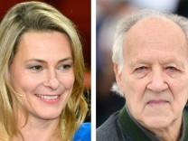 Anja Reschke, Werner Herzog