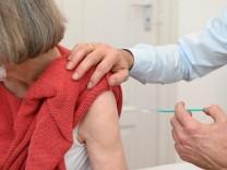 Impfung beim Hausarzt in Gräfelfing