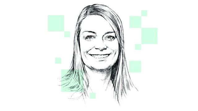 Kathrin Werner, Digi-Kolumne
