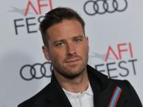 Skandal um Schauspieler: Armie Hammer gefeuert